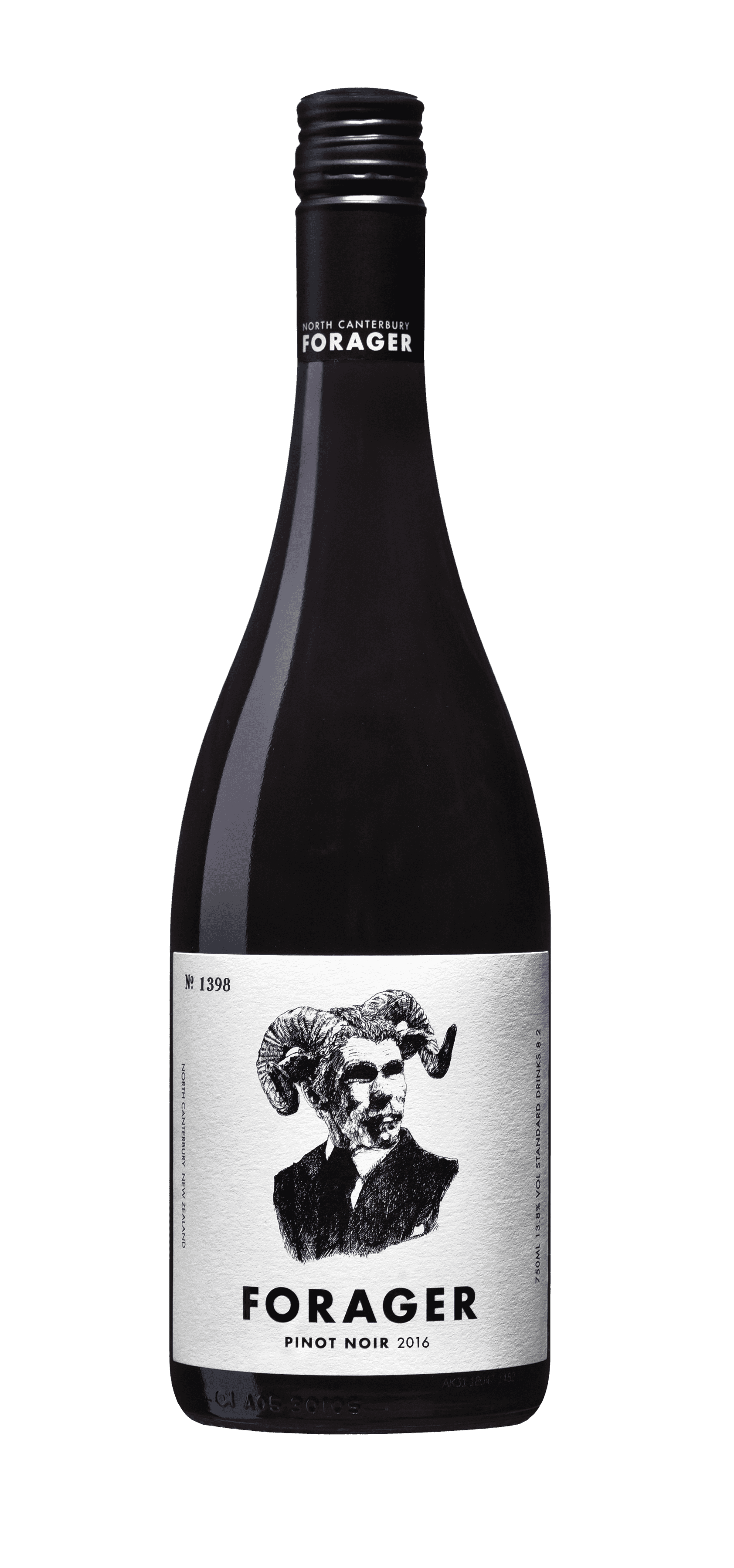Forager Wine - Pinot Noir 2016